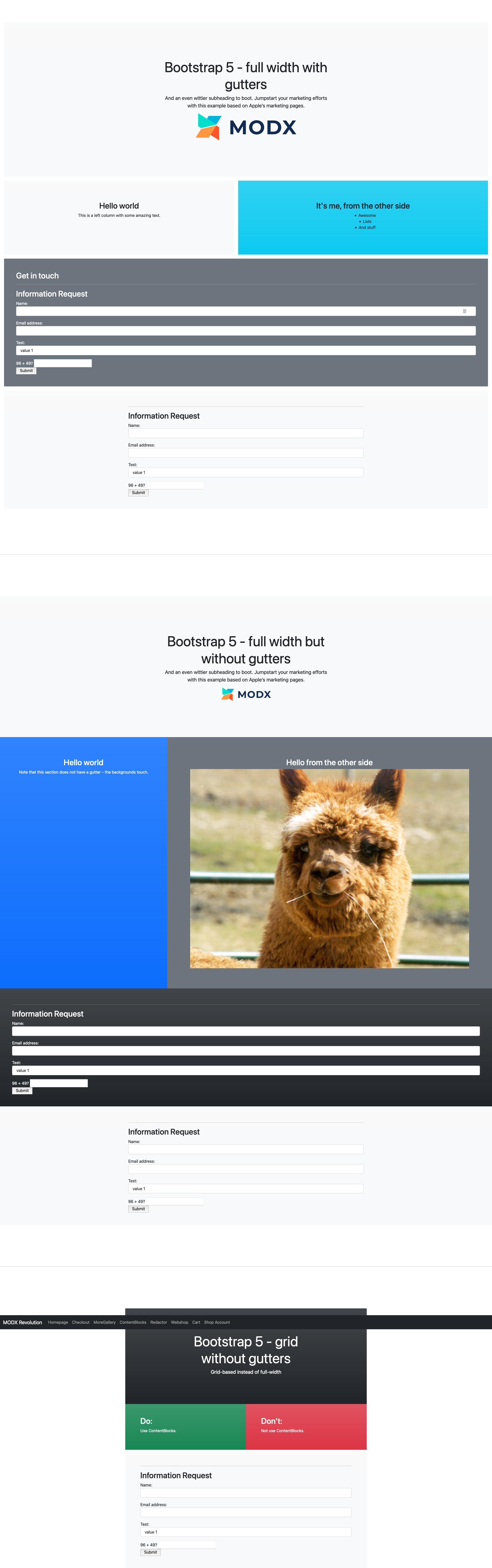 Screenshot_2021-02-21 Bootstrap 5 - MODX Revolution